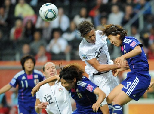 Coupe du monde de football f minin 2011 le japon cr e la - Coupe du monde de football feminin ...