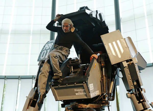 Comment construire un robot de combat la r ponse est sur - Comment fabriquer un robot ...