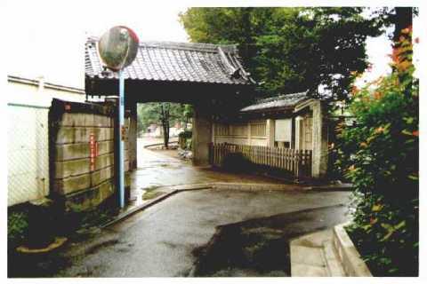 Saihoji Temple, Tokyo