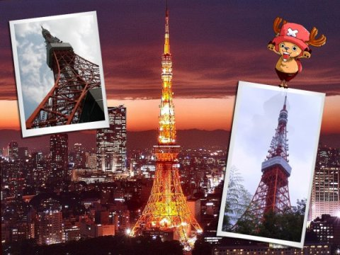 La tour de Tokyo : Tokyo Tower source image: studentsoftheworld.info