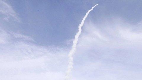 Japon: le lanceur Epsilon tiré depuis le centre spatial de Uchinoura © RIA Novosti. Kyodo